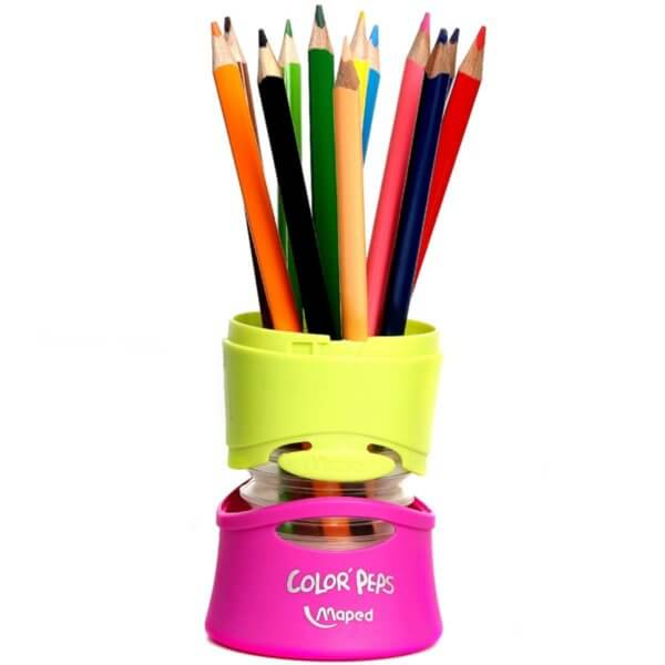مدادرنگی ١۲ رنگ فلکس - Maped Colored Pencils
