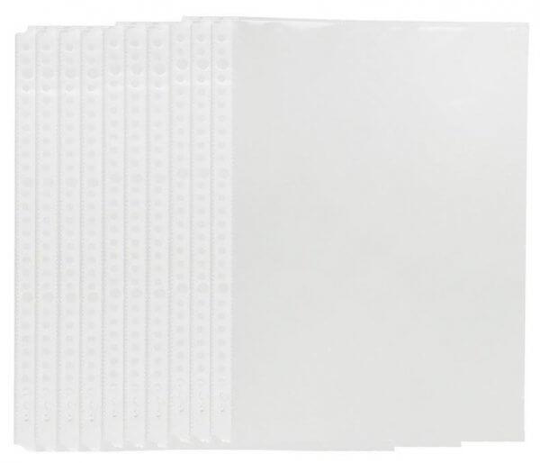 پوشه پلاستیکی - کاور کاغذ